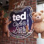 テッド好きなら悶絶必至!話題の『テッドカフェ』in 渋谷 潜入レポート