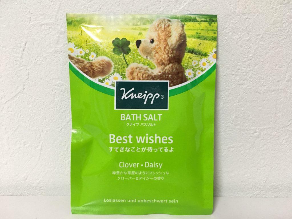 kneipp クナイプ クローバー&デイジーの香り