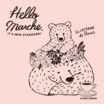 ドラマで人気爆発!『Hello Marche(ハローマルシェ)』のくま雑貨がおしゃれ可愛い♡
