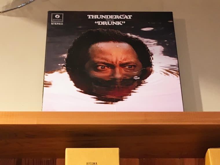 サンダーキャットのレコード