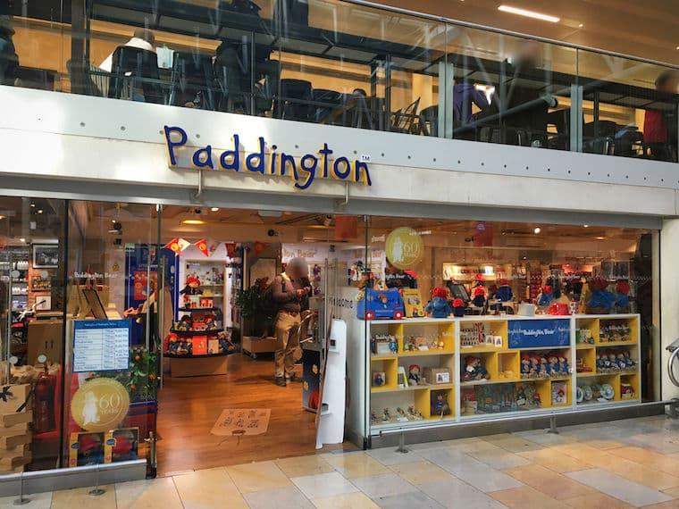 Paddington Bear Shop(パディトン・ベア・ショップ)