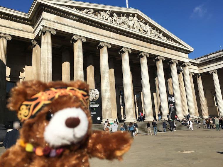 大英博物館(British Museum)