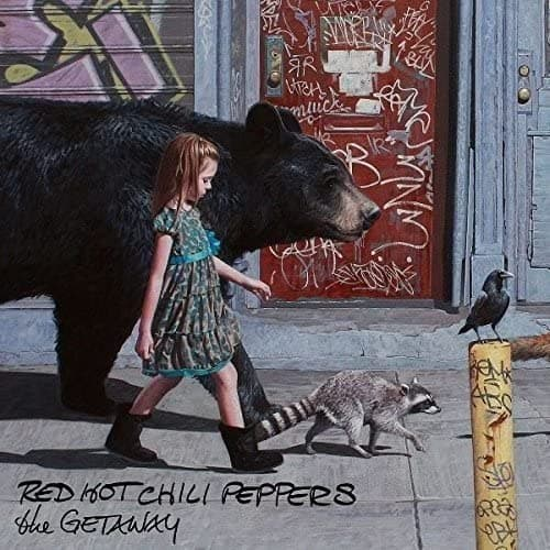 """Red Hot Chili Peppers - """"The Getaway"""""""